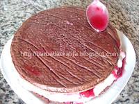 Tort Padurea Neagra preparare reteta