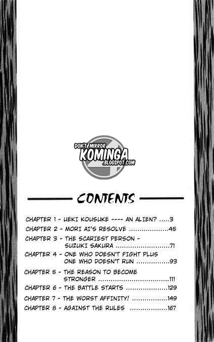 Komik the law of ueki 001 - kosuke ueki seorang alien 2 Indonesia the law of ueki 001 - kosuke ueki seorang alien Terbaru 1|Baca Manga Komik Indonesia|Mangacan
