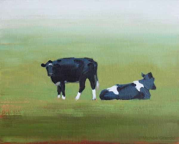 Cows in the Morning_Michele_Graedel