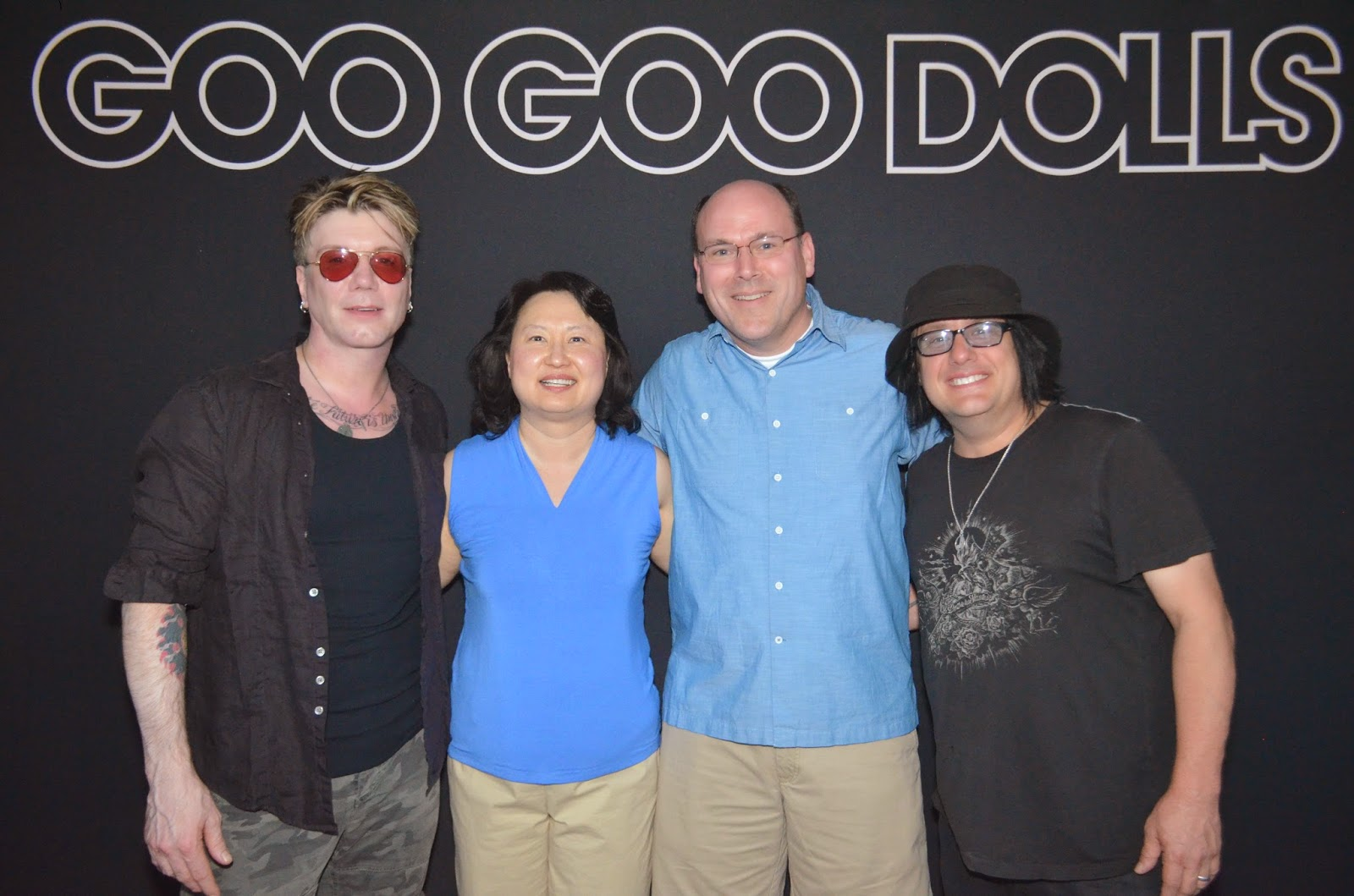 Dr Rocks Music Adventures The Goo Goo Dolls Daughtry And The