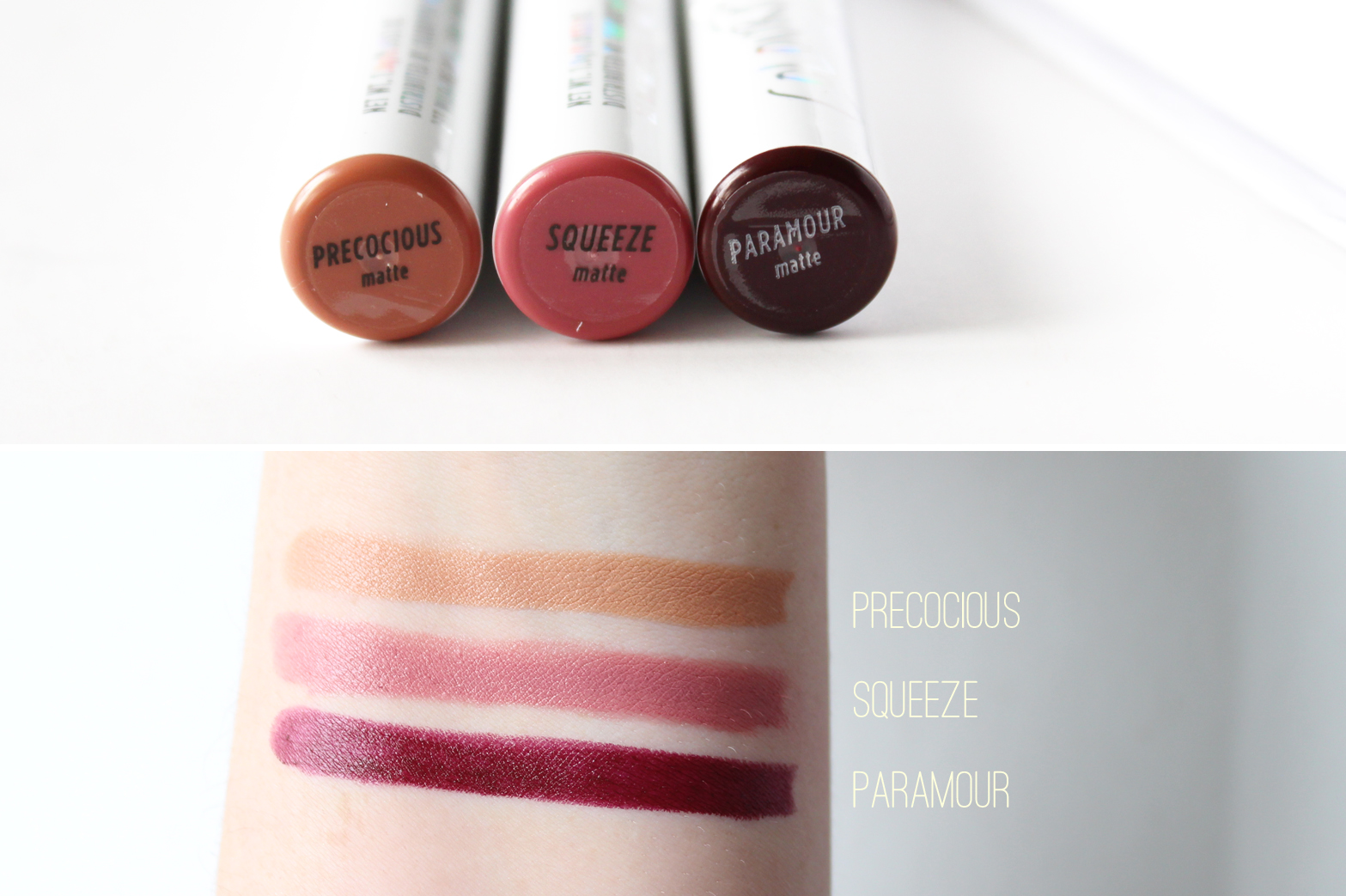 COLOURPOP | Fetch, Please - Isabelle Fuhrman Set - Review + Swatches - CassandraMyee