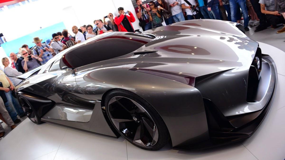 Nissan Turns 'Gran Turismo 6' en un auto real