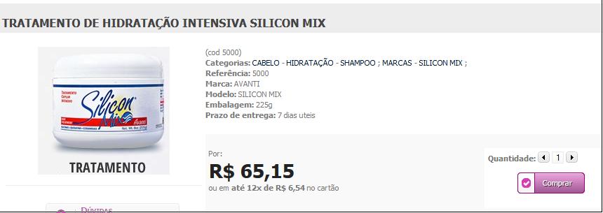 http://www.lindamargarida.com.br/TRATAMENTO-DE-HIDRATACAO-INTENSIVA-SILICON-MIX/prod-1899316/