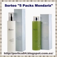 Sorteo 5 Packs Mondariz