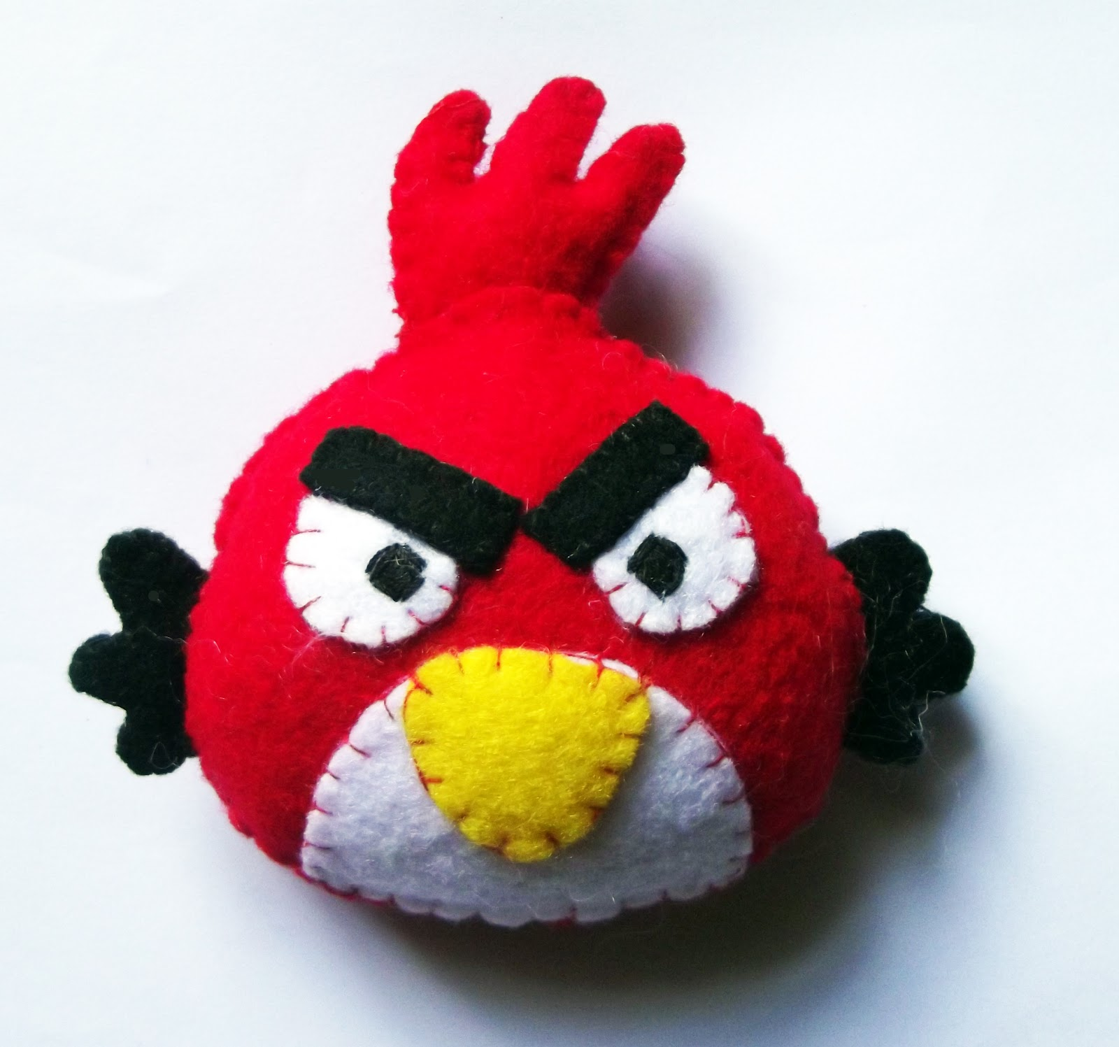 Flanel Red Angry Bird