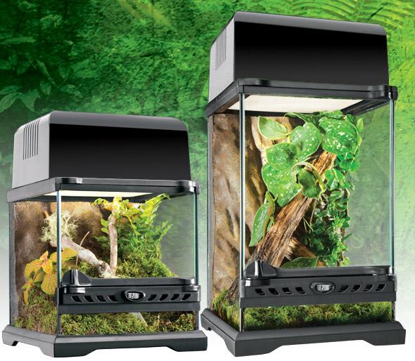 Exo Terra Nano Glass Terrarium