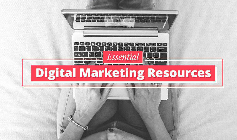 15 Essential Online Marketing Resources