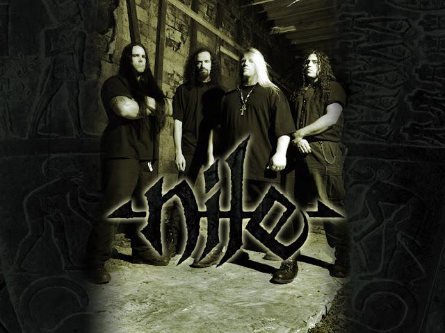 Nile Death Metal Band Photo Member HD Quality Desktop ...