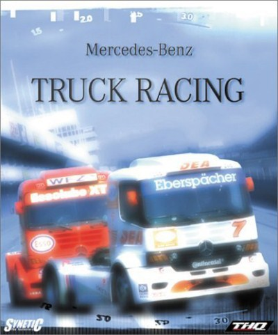 Mercedes benz truck racing free download full version for Mercedes benz games