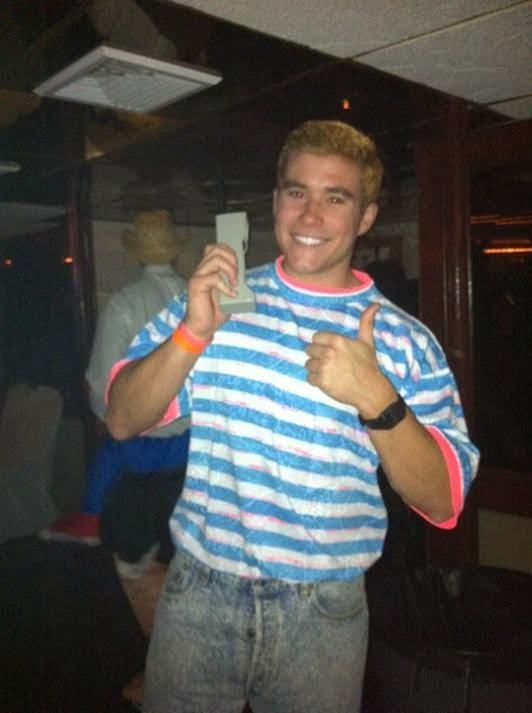 Zack Saved by the Bell Halloween Costume
