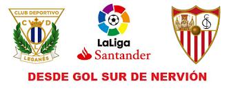Próximo Partido del Sevilla Fútbol Club - Domingo 23/12/2018 a las 16:15 horas