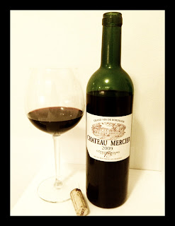 Tasting note for the 2009 Chateau Mercier Cuvée Traditionnelle