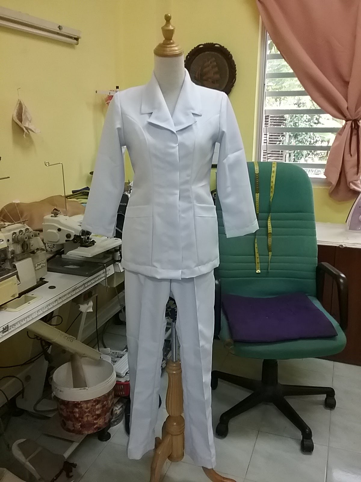 UNIFORM NURSE KKM