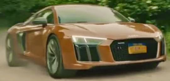 Audi Has An Auto Brand Promotional Exclusive With U201cAvengers: Age Of Ultronu201d  That Features Iron Man Tony Stark (played By Robert Downey Jr.) Back In An  Audi ...