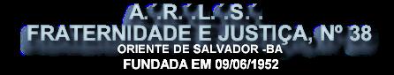 Loja Fraternidade e Justica - GLEB