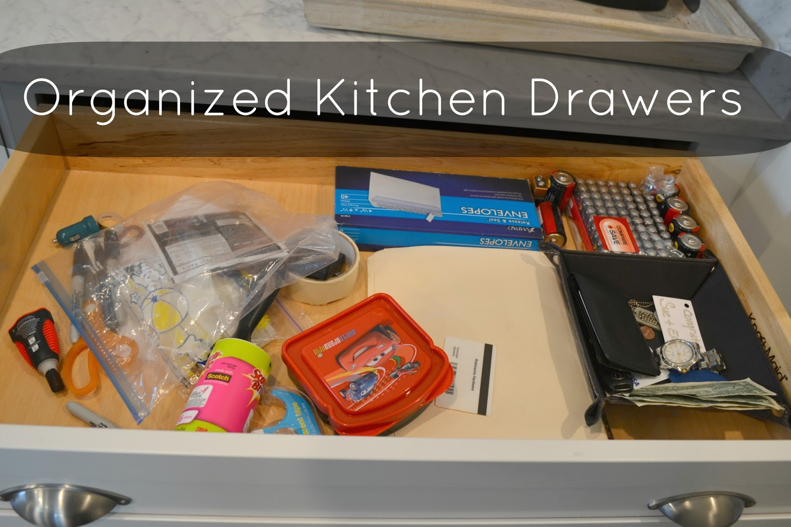 All Sorts Of Ricci Organized Kitchen Cabinets