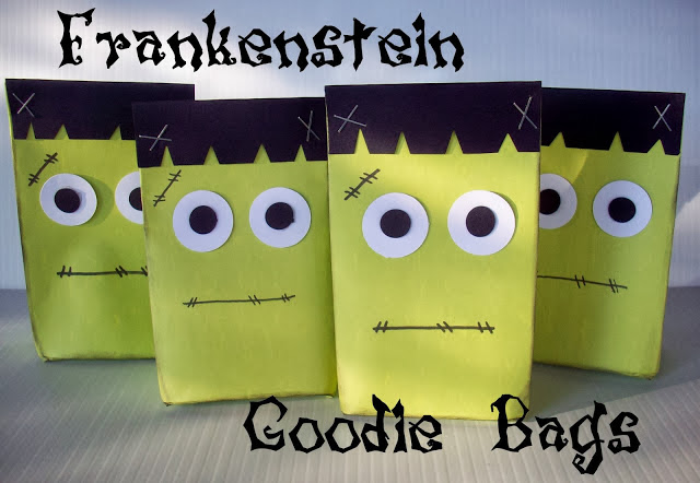 Frankenstein+Goodie+Bags Top 10 Recipes and Tutorials of 2013