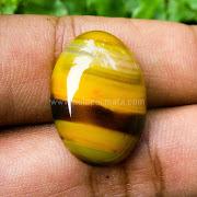 Batu Permata Agate Calchedony  - SP618