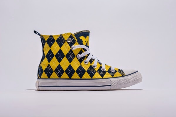 Saturday's Something Good: SNICKS, converse, college sports, shoes