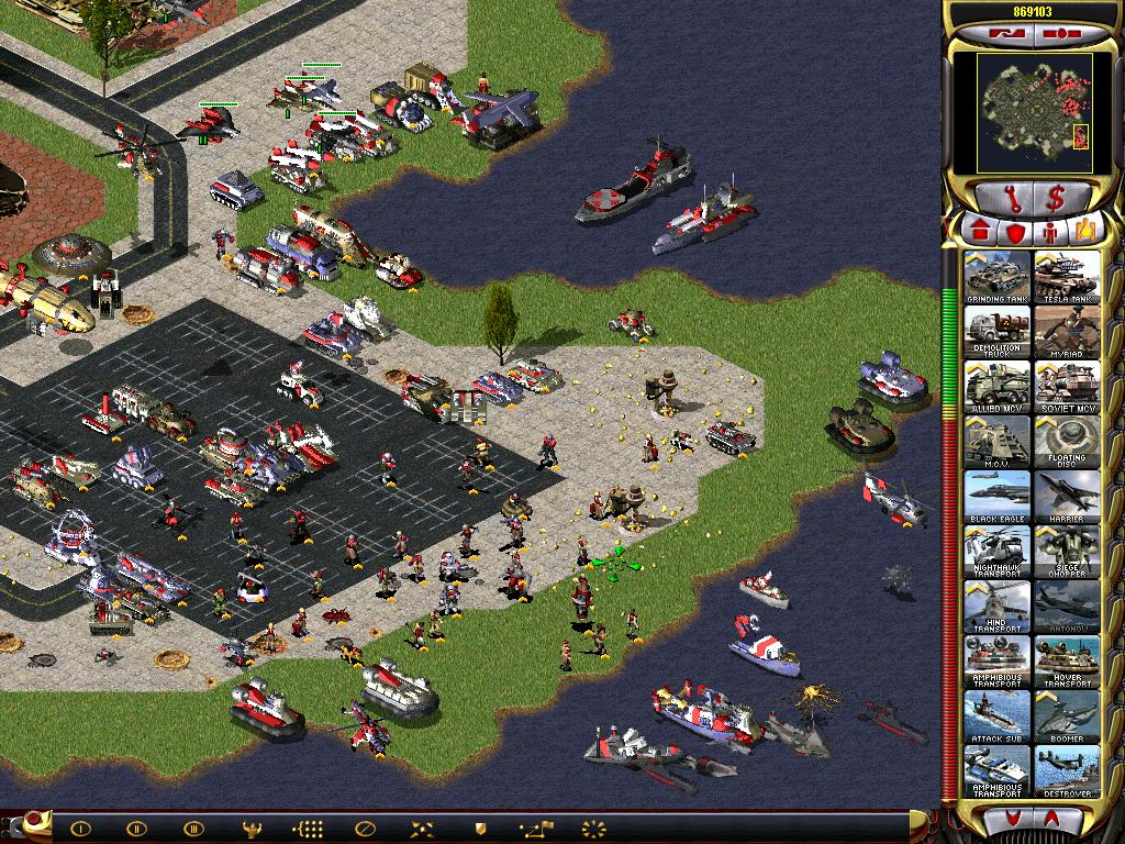 Red Alert 2 Download Free for PC - Hienzocom