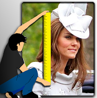 Kate Middleton Height - How Tall