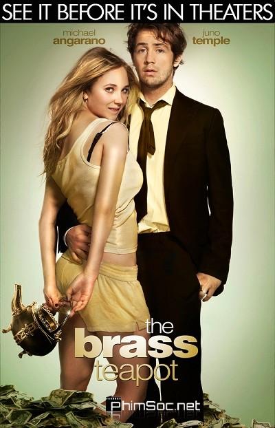 Phim Chiếc Ấm Trà Thần Kỳ-The Brass Teapot