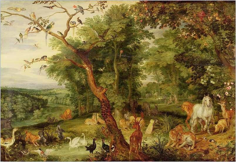 gardens eden  gethsemane