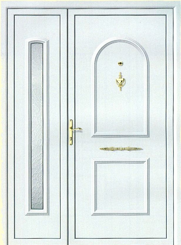Apuntes revista digital de arquitectura puertas - Puerta entrada aluminio ...