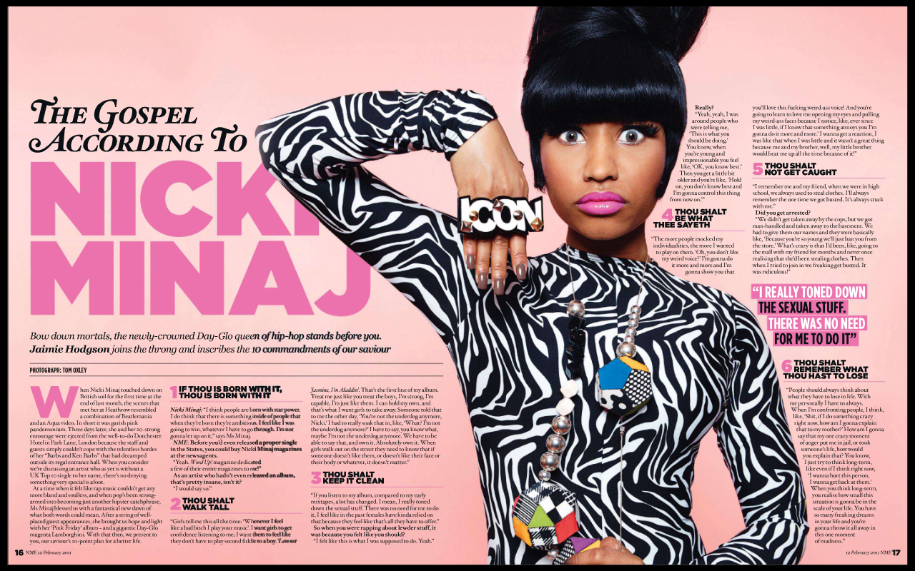 media coursework music magazine Popular music magazines have played a key role in the emergence of rock and  pop  assessment is by coursework (a 500 word interim report) with an essay of .