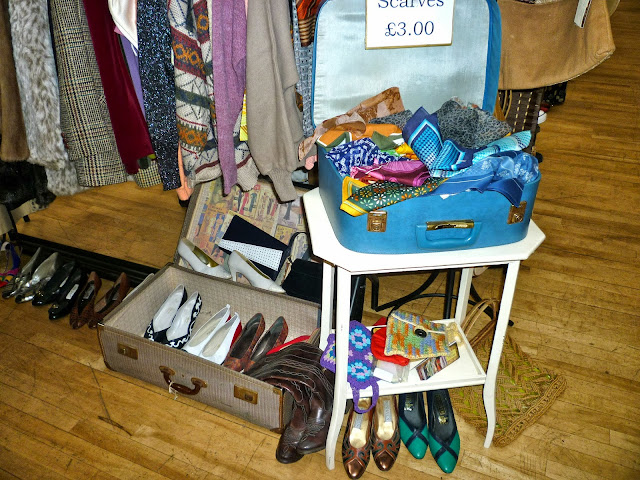 lou lou's vintage fair at the albert hall via lovebirds vintage