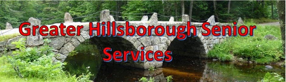GREATER HILLSBOROUGH SENIOR SERVICES