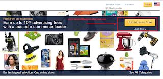Cara  Menghasilkan Uang Melalui Program Amazon di Blogger