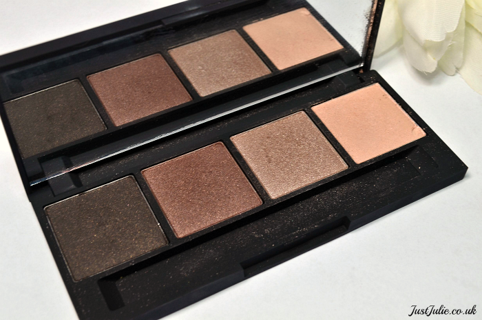 Topshop Golden Aura Eye Palette Review