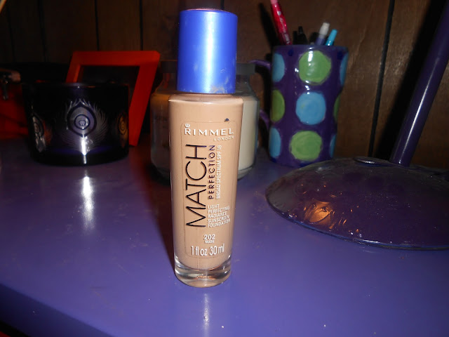 reasons why i love rimmel match perfection foundation