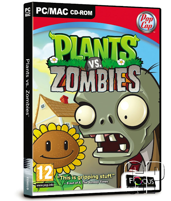 Game Plants vs Zombie