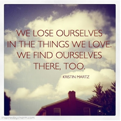 The Things We Love, Quote, Life