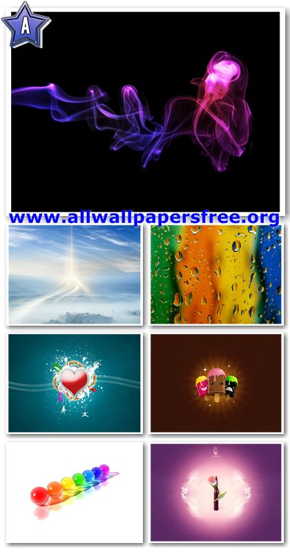 40 Abstract And Colorful Wallpapers 1280 X 1024 [Set 8]