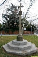 Creu de Terme d'Horta. Autor: Carlos Albacete