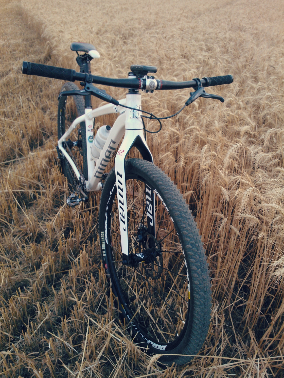András Gercsényi XC Mountain Biker: Niner EMD 9 - SS // Here\'s the ...