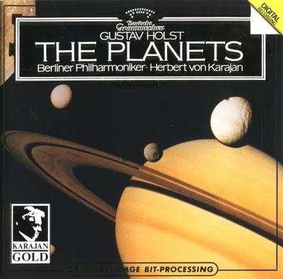 Gustav Holst Berliner Philharmoniker Herbert von Karajan The Planets