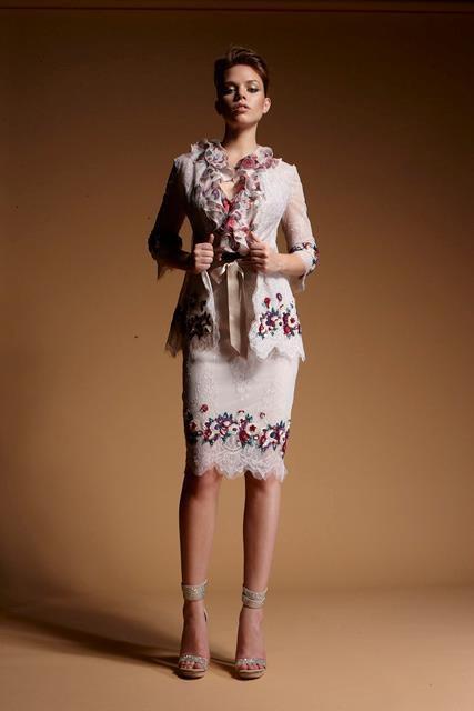 Сукня вишивка і мереживо