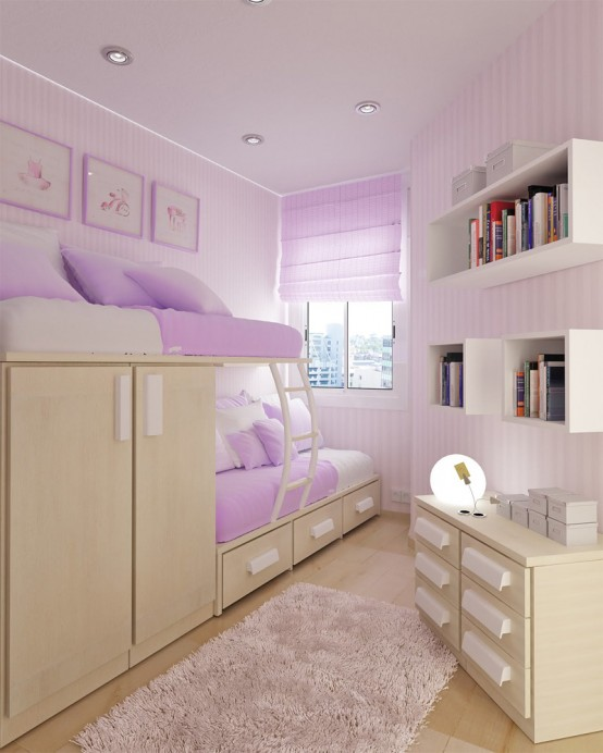 room like bigger than real if you follow girls bedroom design ideas