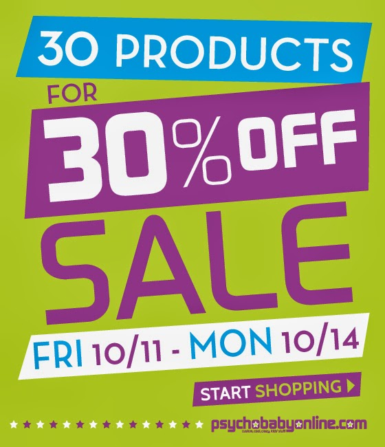30 Products for 30% Off!
