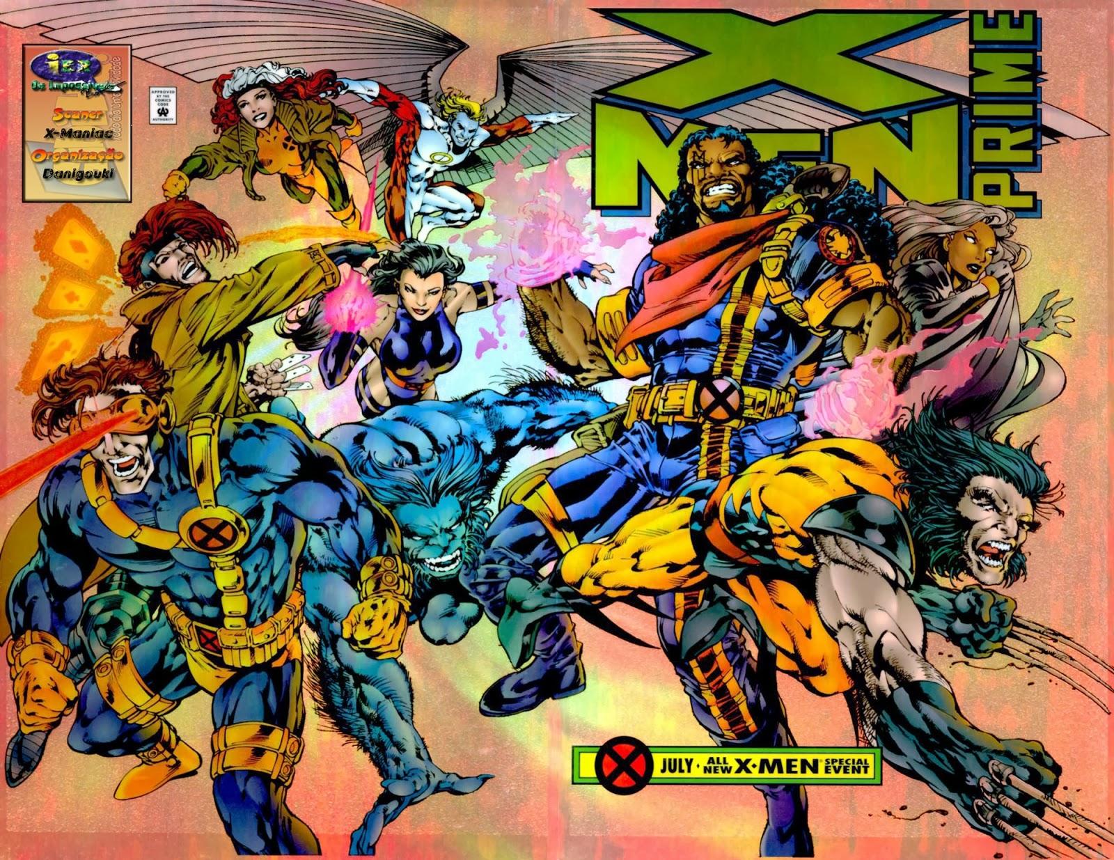 X-Men - A Era do Apocalipse #48