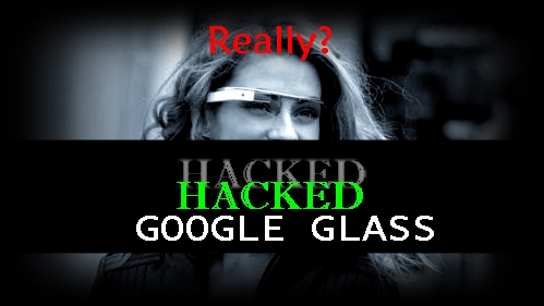 Google Glass Hacks
