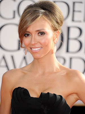 Giuliana Rancic Sterling Dangle Earrings