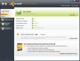 AVAST SCREENSHOOT