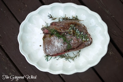 Lomo al Trapo - Cloth Wrapped Grilled Beef Tenderloin (The Gingered Whisk)