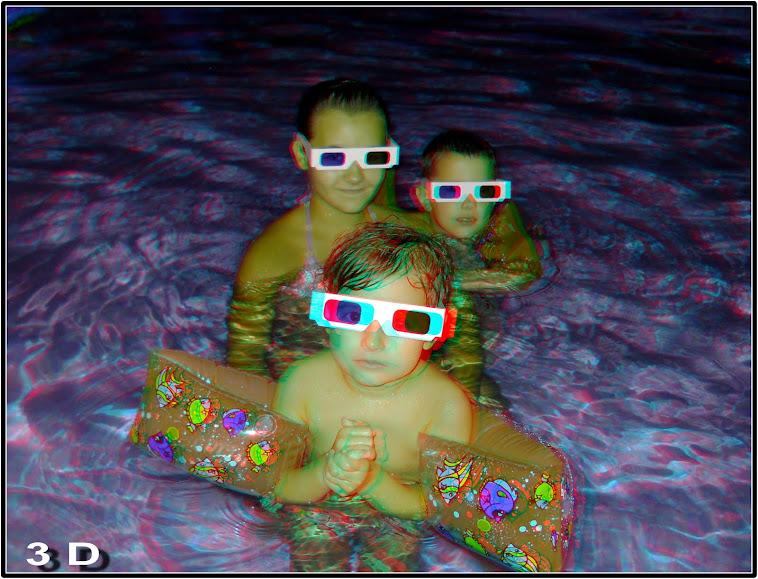 3 D naočare