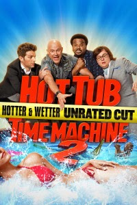Hot Tub Time Machine 2 (2015) UNRATED WEB-DL 720p